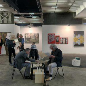 art market budapest: Joseph Semah (Amsterdam)