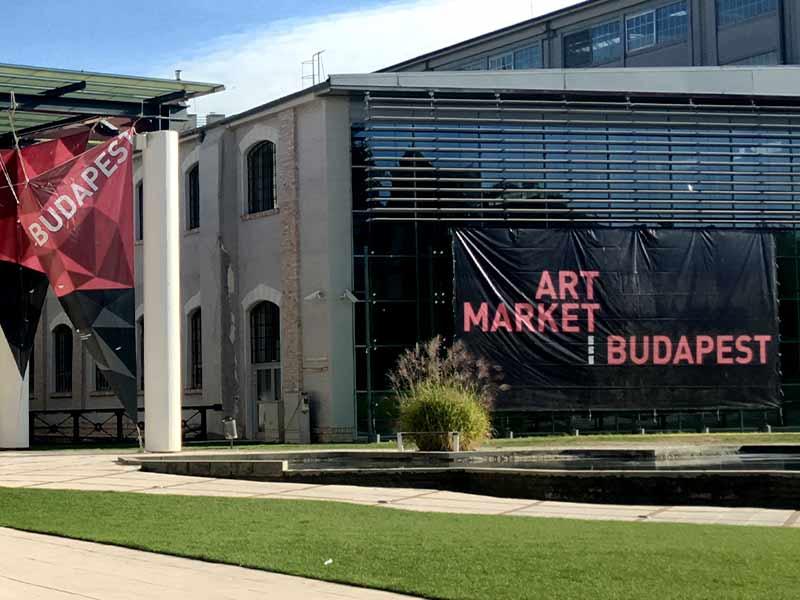 LUXLI @ ART MARKET BUDAPEST 2017